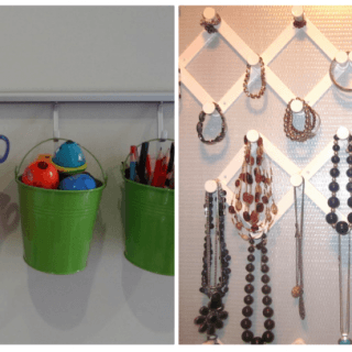 Cheap DIY Hacks to Save Time and Space