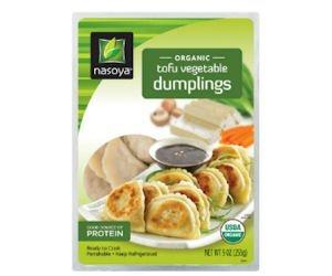 Free Nasoya Tofu Dumplings with Social Nature Read